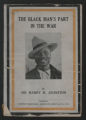 Letter J, 1914-1923. The Black Man's Part in the War. (v.142). (Box 10)