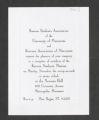 Miscellaneous—Bailey Certificate of Appreciation (Box 1, Folder 16)