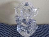 Blown glass Ganesh