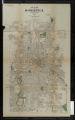 Map of Minneapolis, Hennepin Co., Minn., 1895. Plate 3 b., Paving