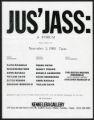Jus' Jass: A Forum