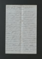 Committee reports and Letters. Committee reports and correspondence, 1865. (Box 340, Folder 3)