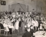Banquet at a Sons of Italy lodge
