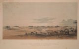 Advance from Cawnpore of Windham's Division, to meet the Cwalior Army, November 26th 1859