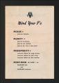 Correspondence: Speaking engagements, January - October 1945. (Box 2, Folder 10)