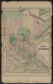 Gray's atlas map of Minnesota : Gray's atlas map of Wisconsin ; Gray's atlas map of Michigan, no. 2