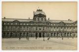 Cour du Carrousel, Pavillon de l'Horloge