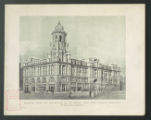 Local Association Miscellaneous Materials. London. George Williams Memorial, 1906, 1908 and 1910. (Box 11, Folder 1)