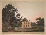 Mausoleum of Sultan Chunsero, near Allahabad.