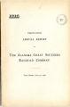 Alabama Great Southern Railroad Company, Annual Report, 1916