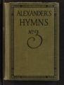 Alexander's Hymns No.3