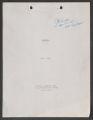 Bulletin, College of Engineering, Seoul National University, Seoul, Korea, 1957-1958  (Box 2, Folder 6)