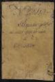 Mercantile Records, 1782-1832. Letter Books, 1798-1832. Borrador [copy book] y libro de cartas para los años de 1831 y 1832.