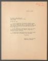 Special Events: Seoul University President Luncheon, 1966 (Box 140, Folder 58)