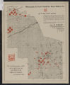 Map of Iron County, Wisconsin