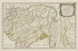 L'inde deça et delaè le Gange, ou est l'Empire du Grand Mogol : et pays circonvoisins tireáe de purchas, et de diverses relatio