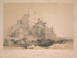 The Fort of Monghir.