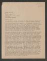 Miscellaneous Correspondence, 1955-1960 (Box 1, Folder 22)