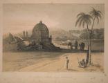 Hindoo Temple near Sasseram.