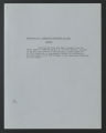 """Resolution on """"""""Leadership Conference on Civil Rights,"""""""" Undated. (Box 17, Folder 25)"""