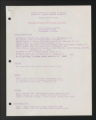 Committee, Program, and Conference Files. Five Year Plan for YMCA Leadership for Interracial Practices and Developments: Reports, 1963-1965. (Box 4, Folder 7)