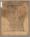 Map of the Milwaukee, Lake Shore & Western Railway