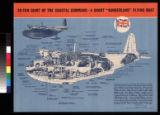 """20--ton giant of the coastal command -- a short """"Sunderland"""" flying boat"""