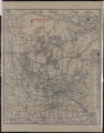 Rand McNally official 1922 auto trails map. District number 9, Minnesota, W. Wisconsin.