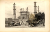 The Oriental annual, or, Scenes in India / comprising ... engravings from original drawings by William Daniell R.A.