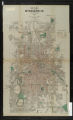 Map of Minneapolis, Hennepin Co., Minn., 1897. Plate no. 55, Water mains