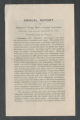 Annual and Quarterly Reports. Annual Reports of Local Associations in China, 1901-1945: Hangzhou (Hangchow), 1919-1921, 1932. (Box 20, Folder 3)