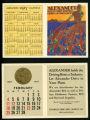 Alexander 1917 calendar : Alexander: holds the driving reins of industry