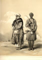 A Zemindar or Farmer of the Upper Provinces and a Puthan, a Famous Wrestler.