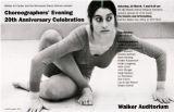 Choreographer's Evening 20th Anniversary Celebration