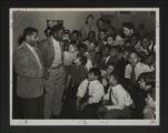 Uptown branch photos, 1930s-1970s. (Box 66, Folder 11)
