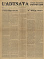 L'Adunata dei Refrattari, Volume 1 Number 7