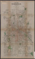 Map of Minneapolis, Hennepin Co., Minn., 1895. Plate 9 c, Sewers