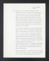 Biographical Material, undated, 1930-2002. Oral history transcripts. (Box 1, Folder 5)
