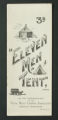 Local Association Miscellaneous Materials. Derbyshire and Barnsley, 1909-1910. (Box 11, Folder 2)