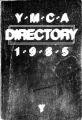 1985 YMCA Directory