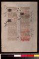 Manuscript 20: Book of Hours leaf [Sarum Use]