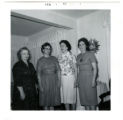 1962-1964 officers of the Women's Cooperative Guild, Virginia, Minnesota