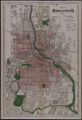 Map of Minneapolis, 1910. Plate no. 26, Sewers