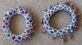 Utensil base rings