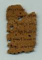 Papyrus Fragment 20