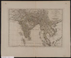 A compleat map of the East Indies : exhibiting the English territorial acquisitions