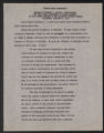 Activities, 1944-1963. Newburgh Plan. Press Releases, Policy Statements and Analysis. (Box 32, Folder 2)