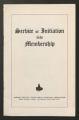 Local Association Miscellaneous Materials. London. London Central miscellaneous, 1913. (Box 14, Folder 1)