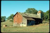 Abandoned barn.
