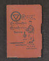 Annual and Quarterly Reports. Annual Reports of Local Associations in China, 1901-1945: Shanghai, 1908. (Box 20, Folder 16)